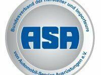 ASA-Verband auf der Automechanika