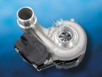 VTG-Turbolader-Technologie von Borg-Warner für Dieselmotoren von Hyundai