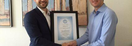 Autoreifenonline.de: Mobile Reifenservice-Partnerschaft zertifiziert