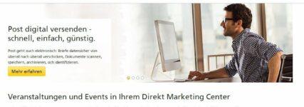 Deutsche Post bietet Direktmarketing für Kfz-Werkstätten an