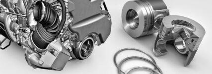 BMW: Spezielle Kolben und Ringpakete