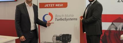 Angebotserweiterung: Turbolader von Bosch Mahle ab sofort bei Be Turbo