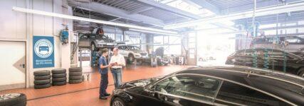 Kundenmonitor: Top-Noten für Autowerkstätten
