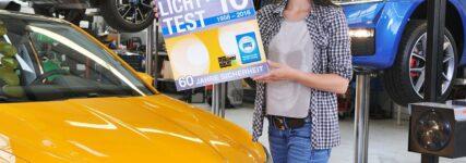 Kfz-Werkstätten bereiten sich auf den Jubiläums-Licht-Test 2016 vor