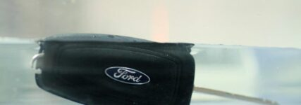 Ford: Aufwendige Schlüsselentwicklung