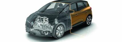 Continental und Renault gehen mit 48-Volt-Hybridtechnologie in Serie