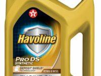 Neue Havoline ProDS Motorenöle von Texaco