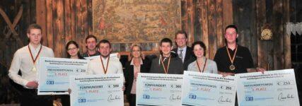 Kfz-Nachwuchs punktet bei Berufswettbewerben