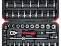 Carolus: Steckschlüsselsätze jetzt im Kunststoffkoffer