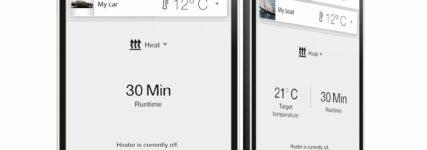 Eberspächer: Standheizungen per App bedienen
