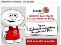 Zylinderkopfdichtungen: Elring mit Online-Schulung im 'virtuellen Klassenzimmer'