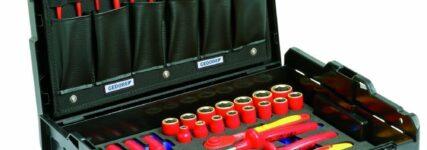 Gedore: Werkzeugset für Hybrid- und Elektrofahrzeuge
