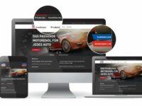 Liqui Moly: Separate Websites für Privat- und Geschäftskunden