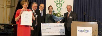 In eigener Sache: Walter Schulz Stiftung zeichnet Krebsforscherin aus