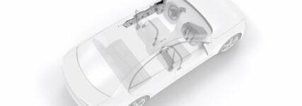 ZF: Neues Airbag-Design erhöht Sicherheit für Pkw-Insassen