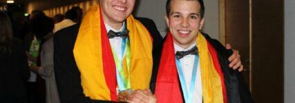 EuroSkills: Gold und Bronze für Top-Leistung