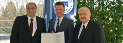 ZDK-Vizepräsident Hülsdonk bekommt höchste Auszeichnung des Handwerks