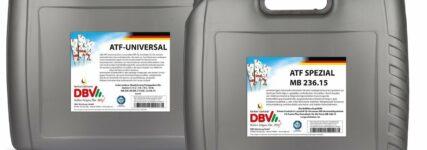 Automatik-Getriebeöl von DBV jetzt auch für Mercedes-Benz
