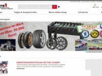 Reifenhandel: Neuer Onlineshop von tyre1