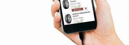 Delticom: Komfortabel auf dem Smartphone oder Tablet bestellen