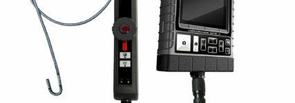 Busching: Endoskop mit 360°-Sonde und Boost-Funktion