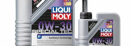Liqui Moly: Spezial-Öl für neue Ford-Modelle