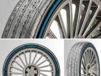 Goodyear vernetzt Reifen um zukünftige E-Fahrzeugflotten sicherer zu machen
