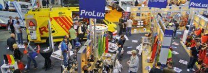 Internationale Fachmesse Bergen und Abschleppen im Mai