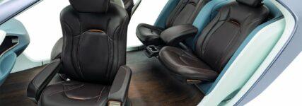 Autonomes Fahren: Sitzkonzepte ändern sich radikal