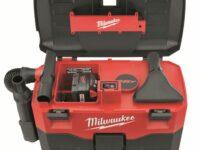 Sauger von Milwaukee eignet sich nicht nur für Autoglaser