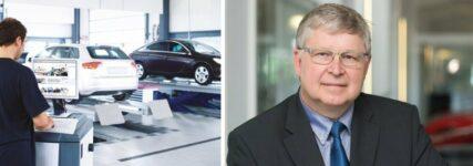 Helmut Ernst übernimmt zusätzliche Aufgaben bei ZF Aftermarket