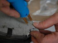 KMWE: Kunststoffschäden schnell reparieren