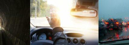 Autonomes Fahren: Kameratechnik muss besser werden