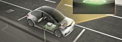 Continental: Kabelloses Ladekonzept für E-Autos