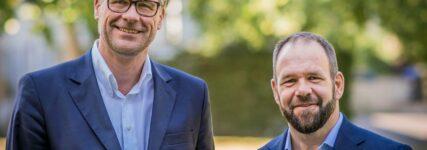 Schwenker: Philipp Hess und Bernd Brockmeier folgen Marcus Scheiber nach