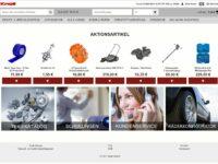 Neuer Online-Shop von Knoll für schnellere Abläufe in Kfz-Werkstätten