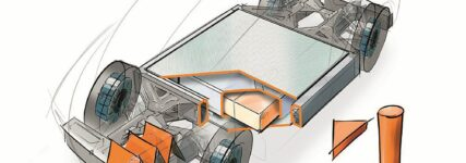 Röchling Automotive verbessert Batterieschutz bei Kollisionen