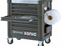 Limitierte Werkstattwagen von Sonic