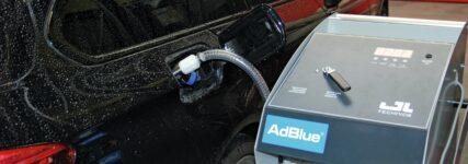 AdBlue: Das Wichtigste zu Befüllung und Aufbewahrung