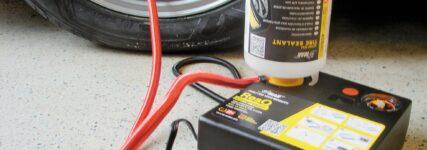 Beschädigen Reifendichtmittel die RDKS-Sensorik?