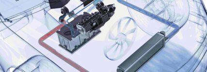 Künftige Fahrzeugklimaanlagen können mehr