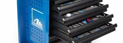 Continental: Werkstattwagen im Baukastenprinzip für flexibles Arbeiten