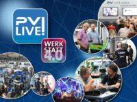 PV LIVE!: 200 Aussteller, 20 Praxisvorträge