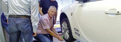 Im eigenen Betrieb den sicheren Umgang mit Reifendruck-Kontrollsystemen lernen