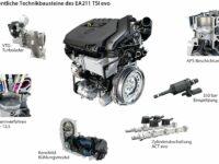 Die sechs wichtigsten Innovationen des neuen Ottomotors von VW