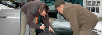 Pflichten des Kfz-Profis beim Einlagern von Rädern und Reifen