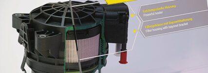Die Anforderungen an Dieselkraftstofffilter steigen weiter
