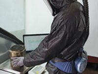 DPF-Reinigung per Kälteverfahren