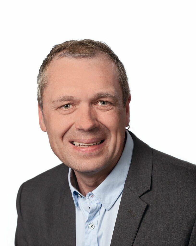 Torsten Schmidt, verantwortlicher Redakteur der KRAFTHAND: