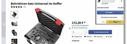Hansewerkzeug: Neuer Online-Shop mit über 7000 Produkten